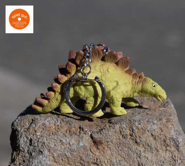 Stegosaurus Schlüsselanhänger
